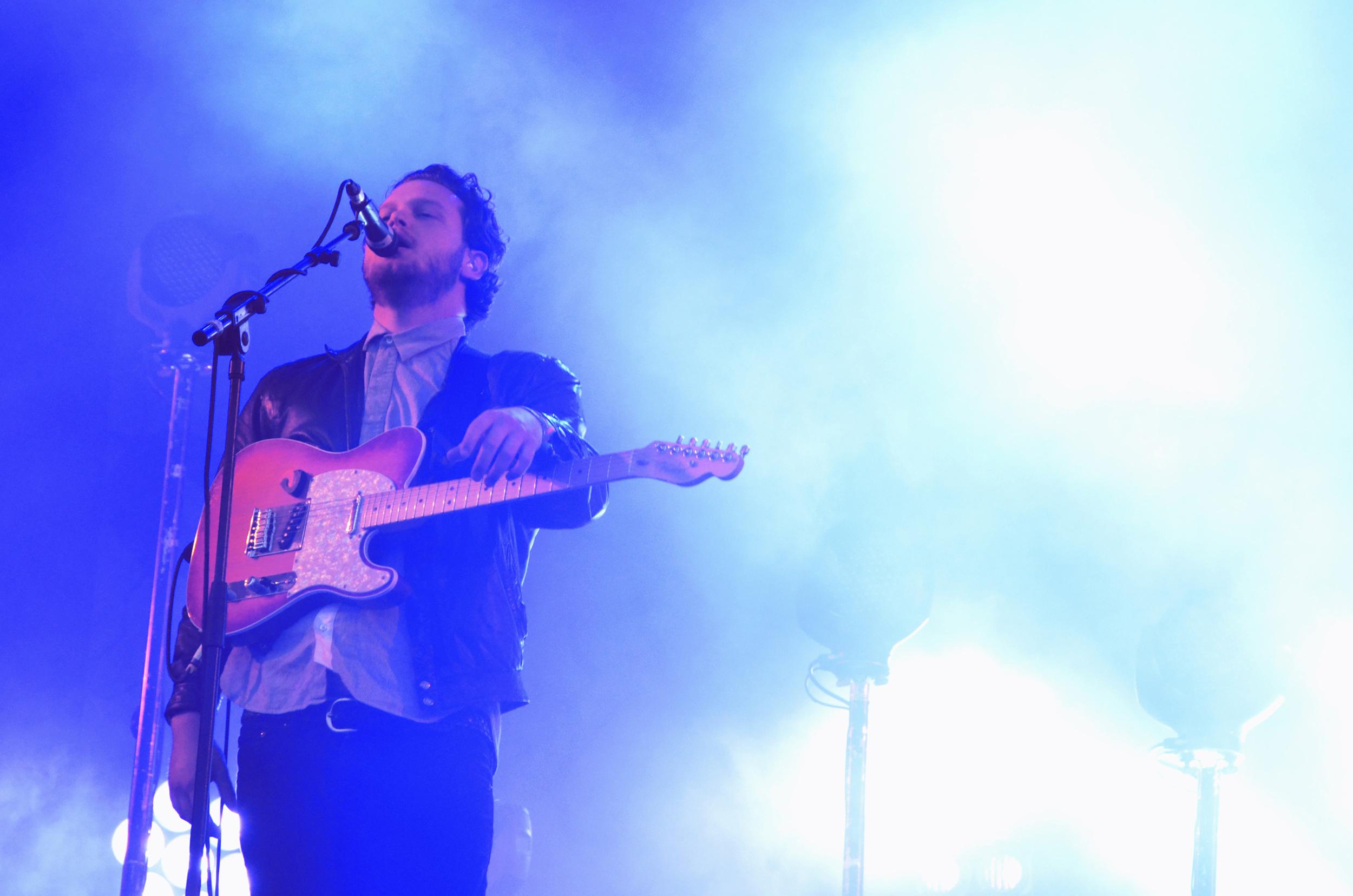 Alt-J - Glastonbury 2013