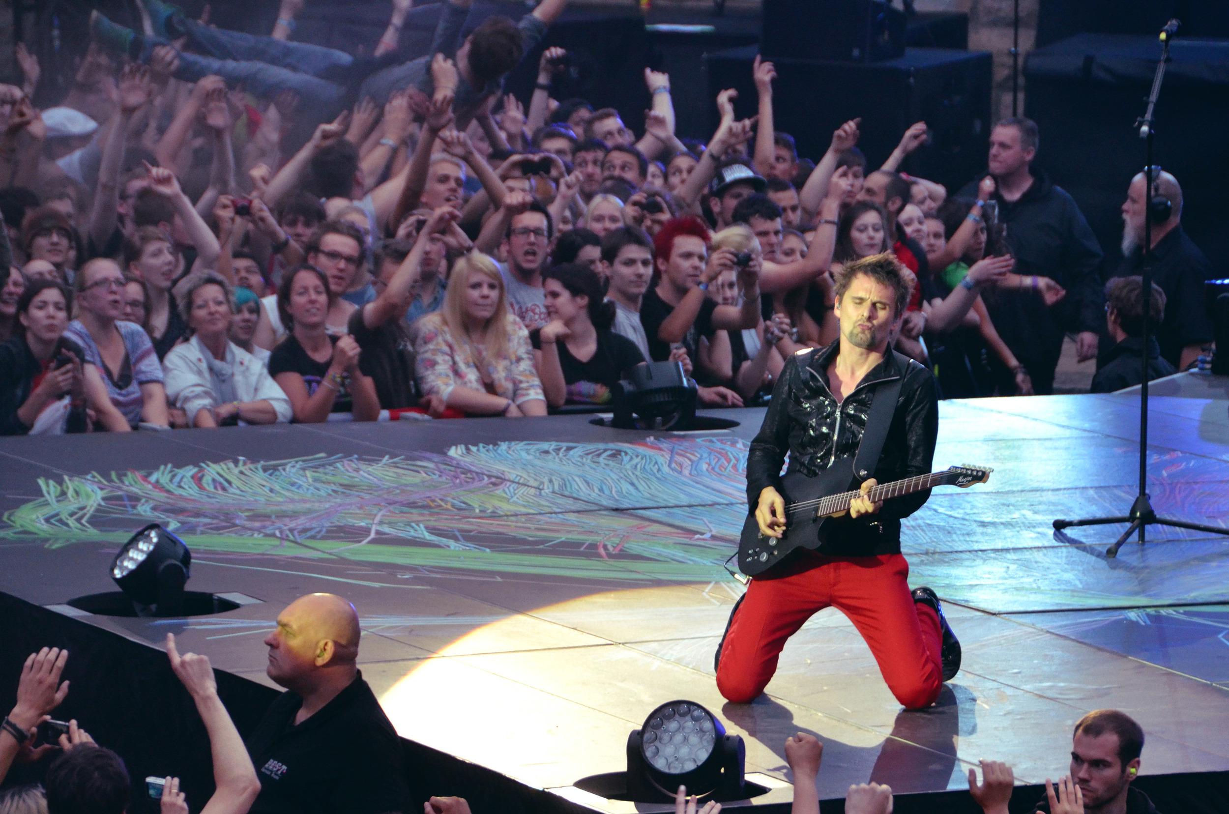 Muse - Berlin 2013