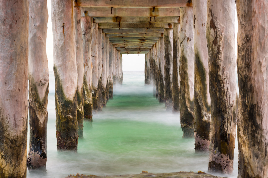 La Playa Pier