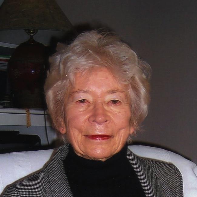 Jane Heimlich (deceased) Cincinnati, Ohio  Out of Step