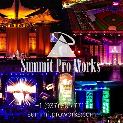 """We've used Summit Pro Works for the past few years for our charity event, 'The Rusty Ball' in Cincinnati. The local 80's cover band, The Rusty Griswolds, perform at the event for 3500 - 4000 people. Summit Pro Works has been nothing less than completely professional. The equipment is always in perfect working condition and the crew and technicians are quick, courteous and very knowledgeable. I have, and will continue to, recommend Summit Pro Works for my larger needs."" Barry Taylor - Production Manager"