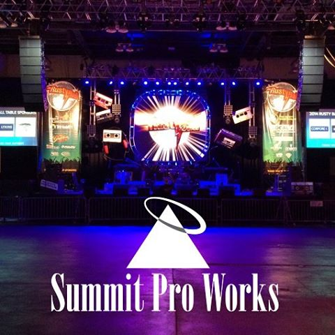 "We love our customers! Our customers love us! It's important to Summit Pro Works that we build great relationships with our clients. Here is what one of our clients says about Summit Pro Works Shows... ""...very impressed with your gear and the timely manner in which it was delivered and installed. I was fortunate to find an individual and company willing to take on my project as if its success were their own."" Robert Eubanks - Cincinnati Ballet"