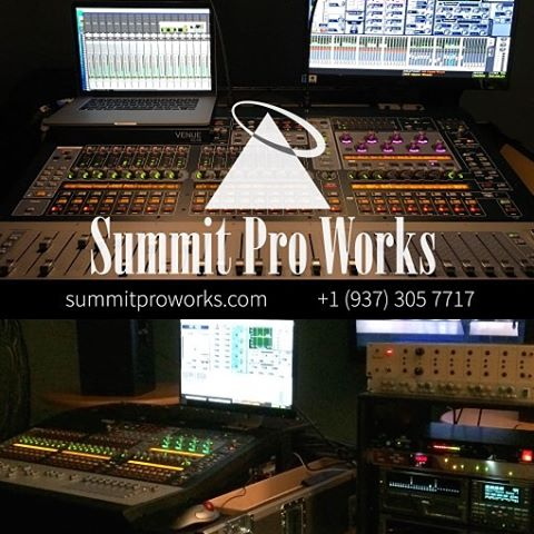 Summit Pro Works offers Multi-Tracking with 64 channels in Pro Tools HD. To learn more about Summit Pro Works, visit us online at www.summitproworks.com. #premiumaudioandproductionservices #summitproworks