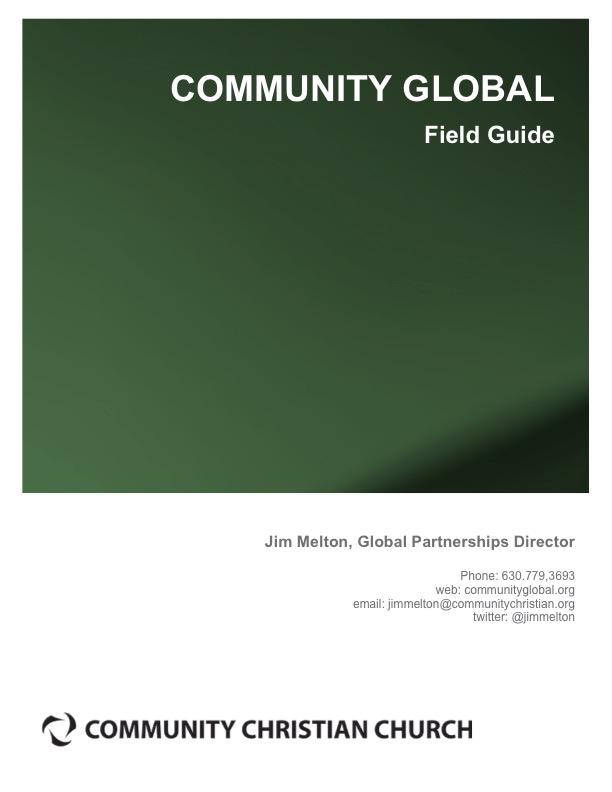 Global Field Guide