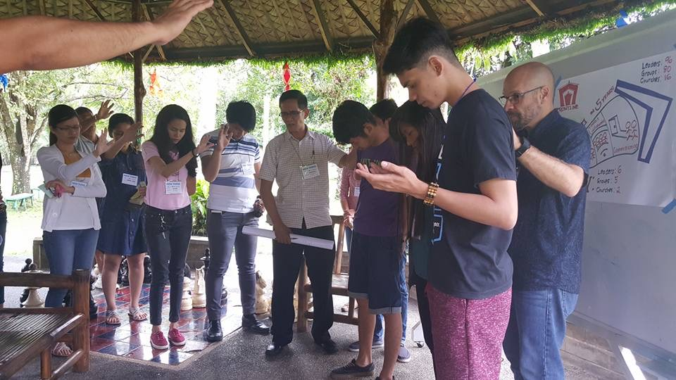 A NewThing Catalyst Community in the Philippines.