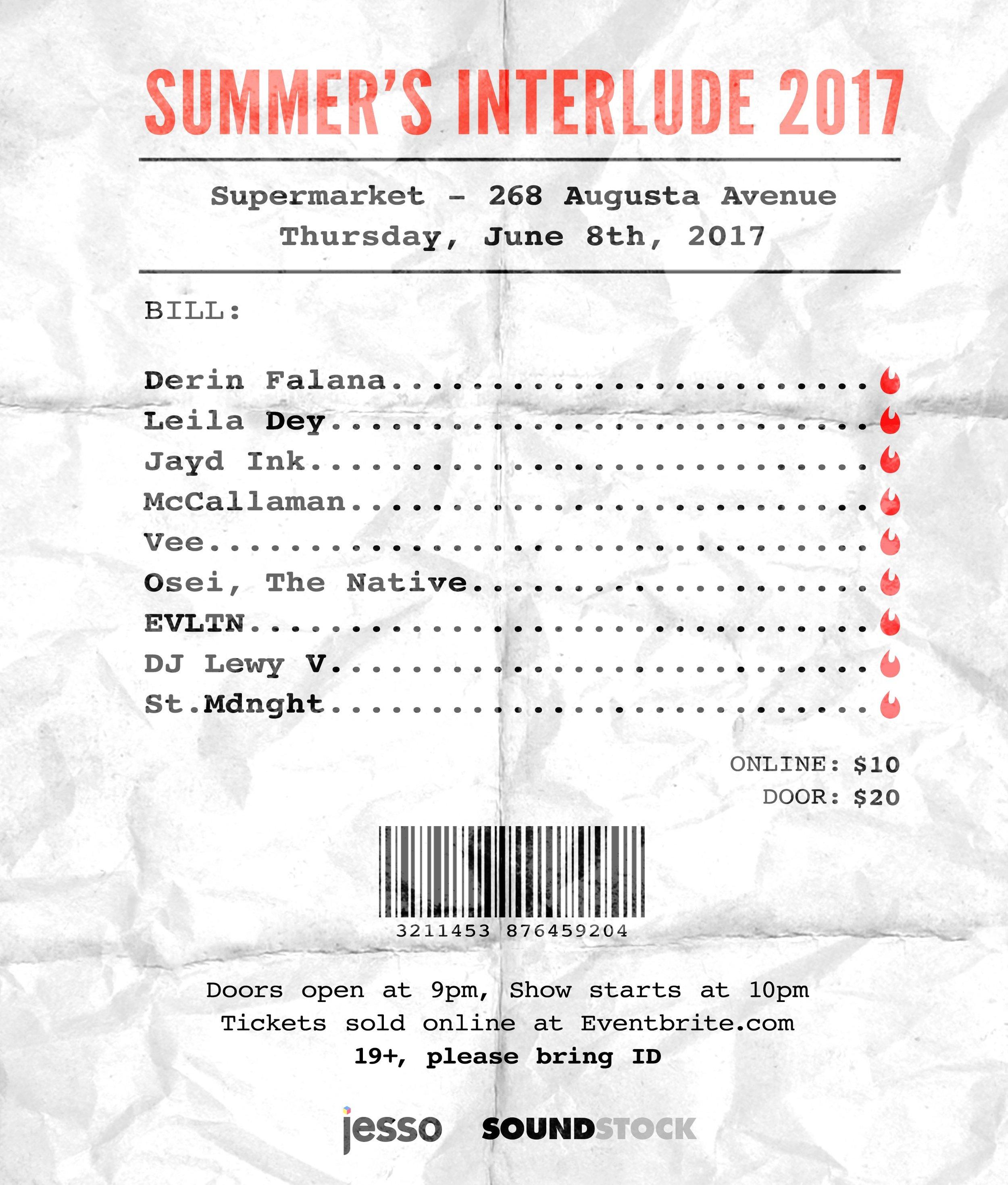Summers Interlude