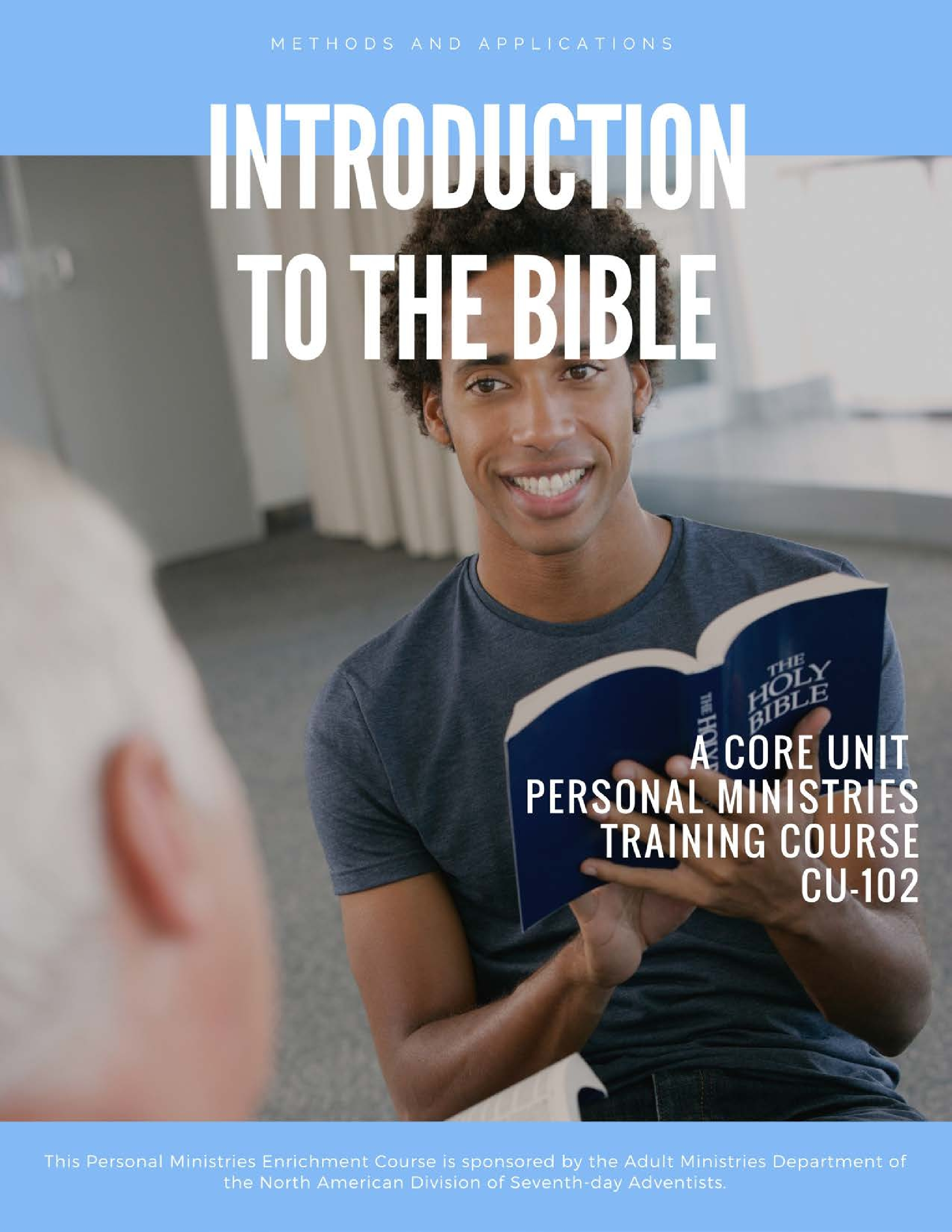 The course is designed as an overall introduction to the Bible. To some it may seem elemental, but it is always valuable to see the big picture and have in mind the broad outlines of one's textbook, in this case the entire Bible. -                              Click the cover to view>>