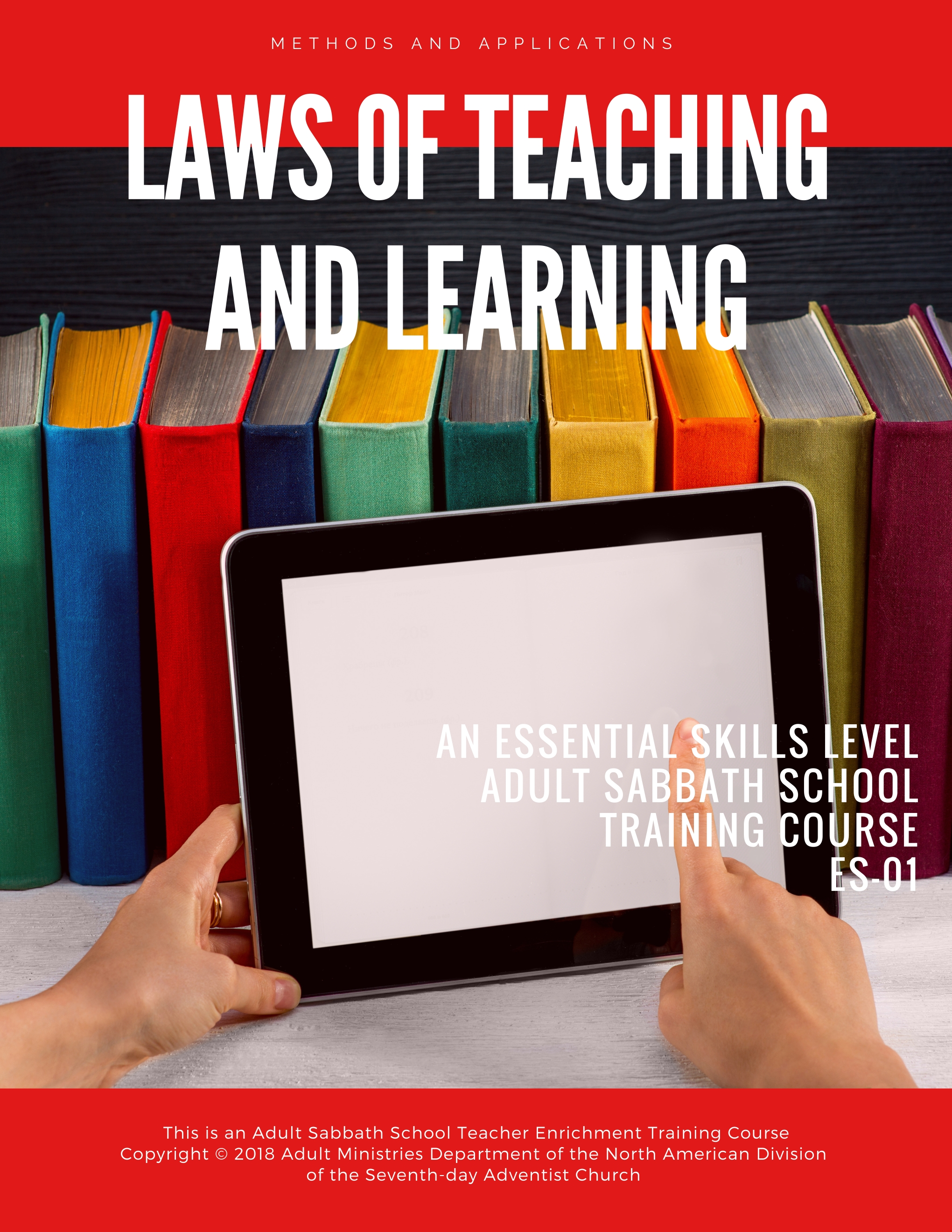 This class on Laws of Teaching and Learning is a combination of knowing and doing. Ateacher who knows his or her subject well, and follows systematic procedures in preparing the lesson, must also have the skills and knowledge about how to present the lessoneffectively. - <<<CLICK COVER TO VIEW