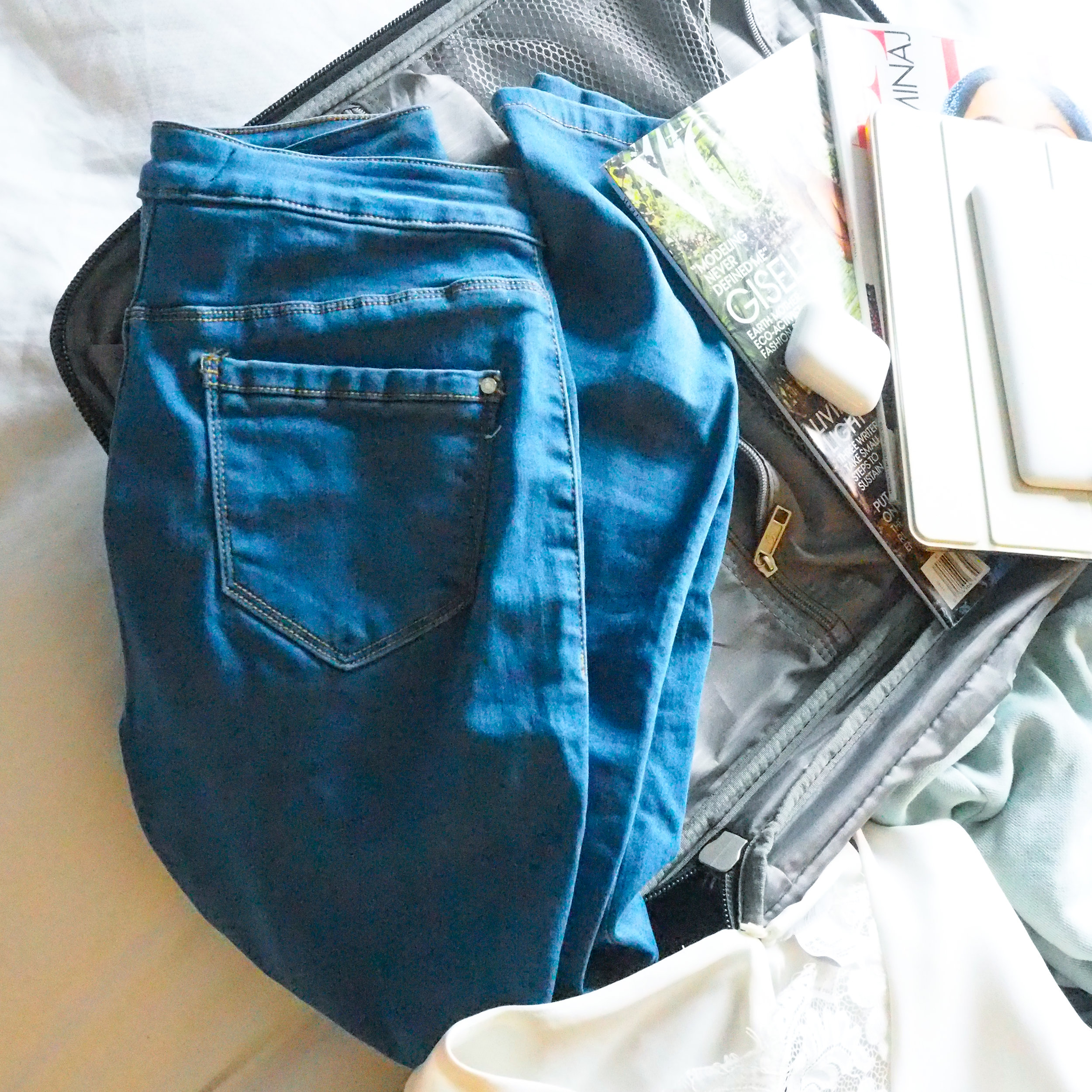 What To Pack For Vacation Theeverygirlblog