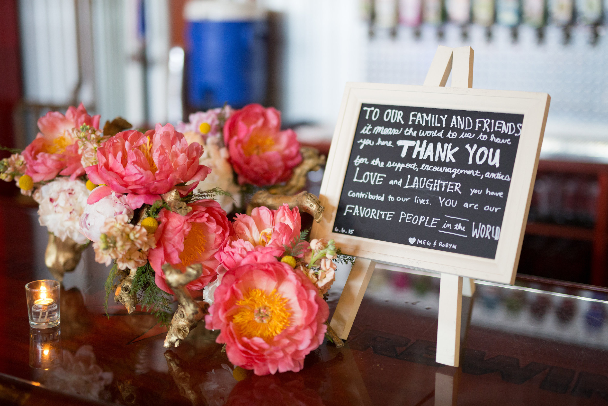 Flowers by Fleur Inc, Photo by Thomas Slack Photography