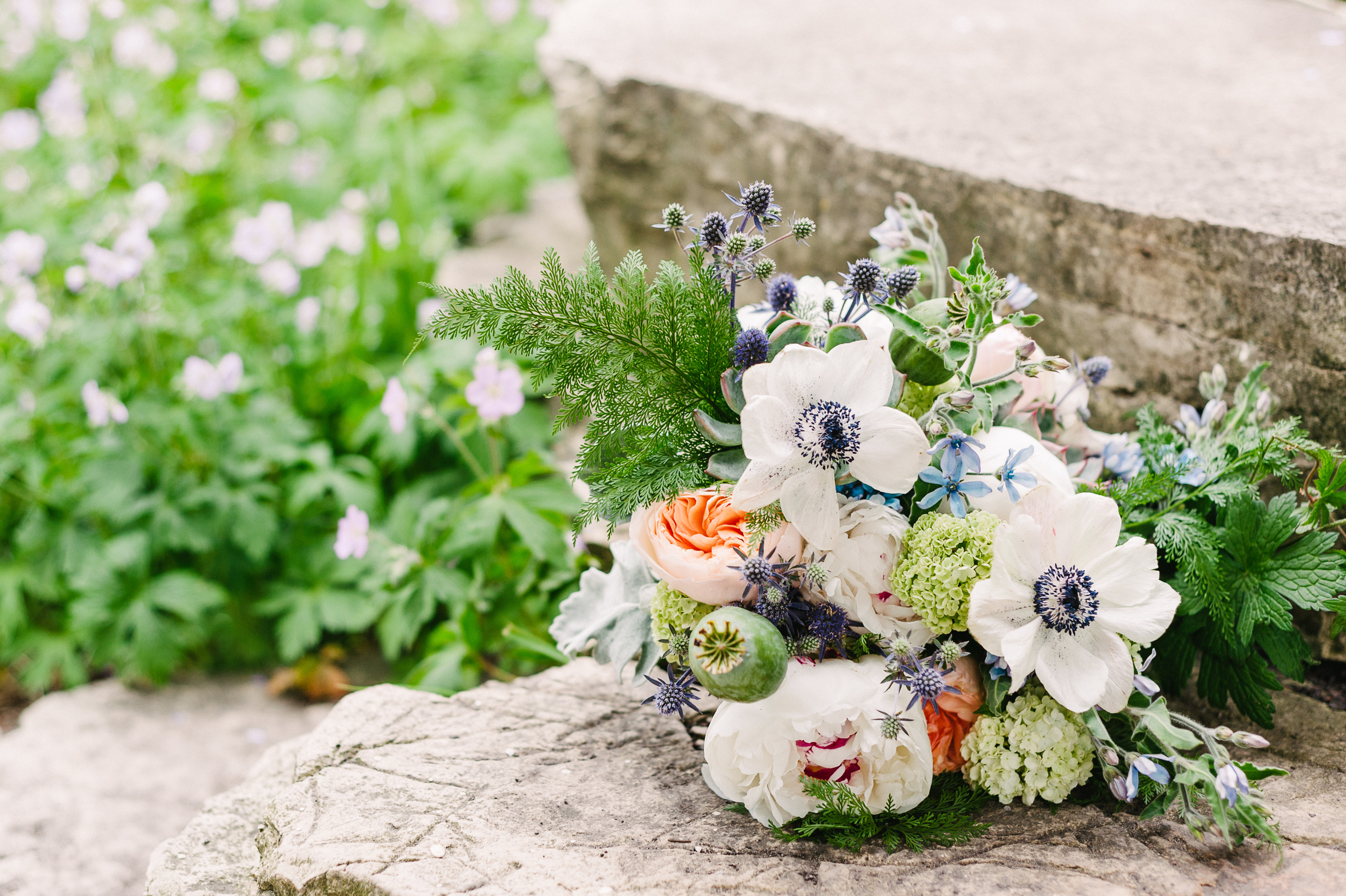 Flowers by Fleur Inc www.fleurchicago.com, Photo by T & S Hughes Photography