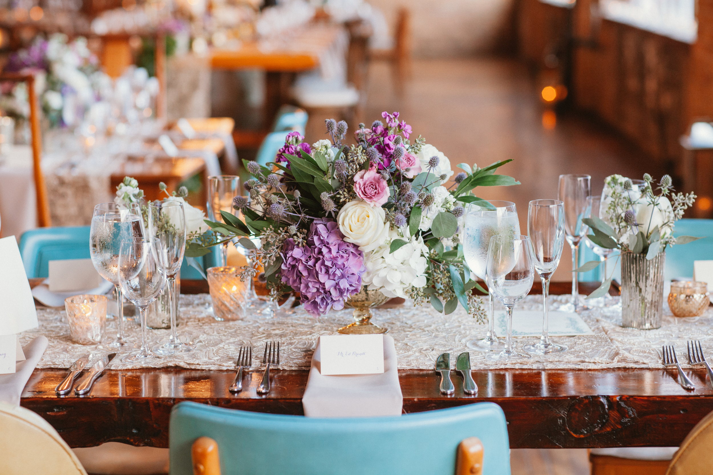 Flowers by Fleur Inc, Planning by Jayne Weddings, Photo by Studio Finch
