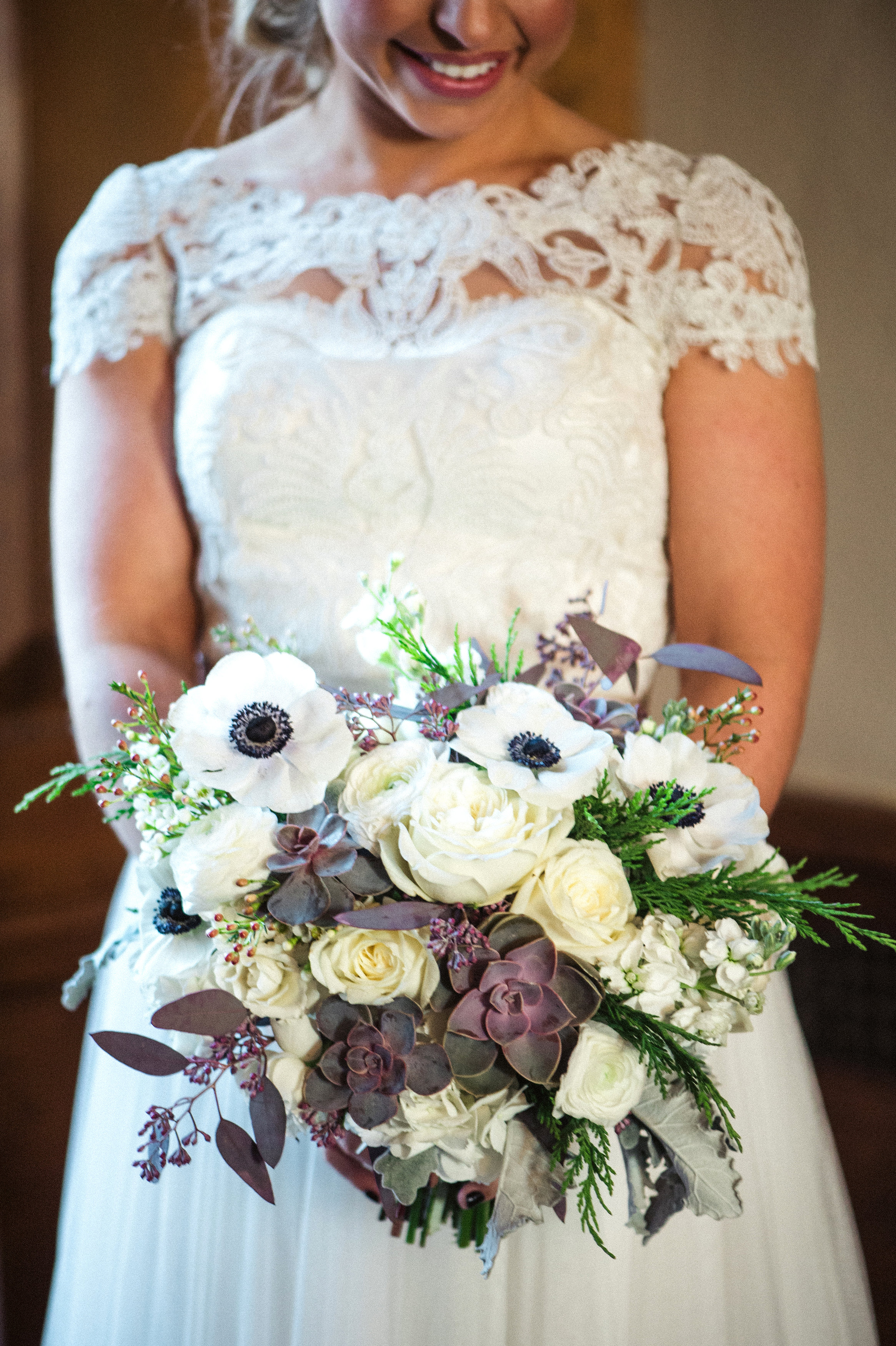 Flowers by Fleur Inc, Photo by Amanda Megan Miller
