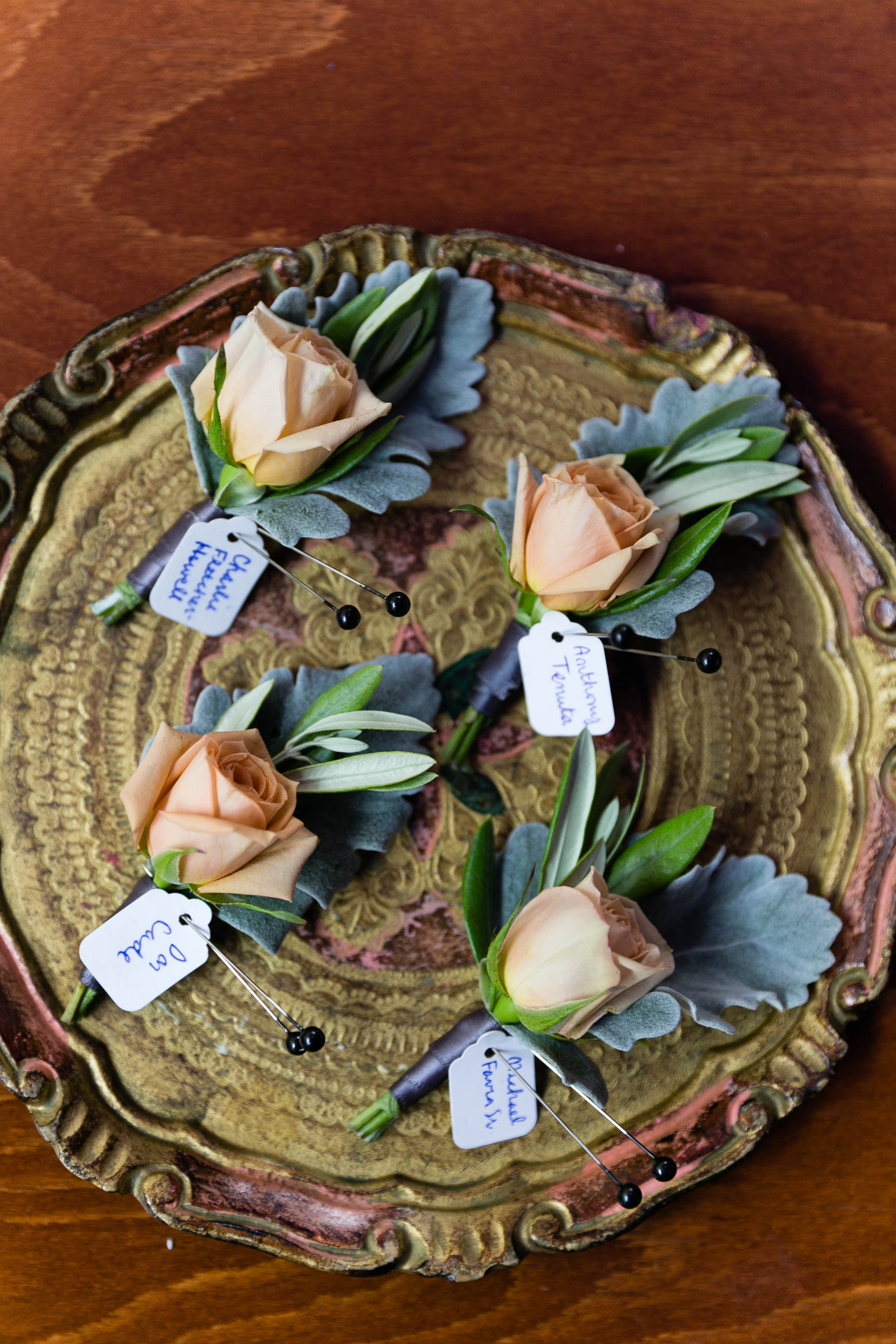 Flowers by Fleur Inc, Photo by Emilia Jane Photography, Planning by Estera Events