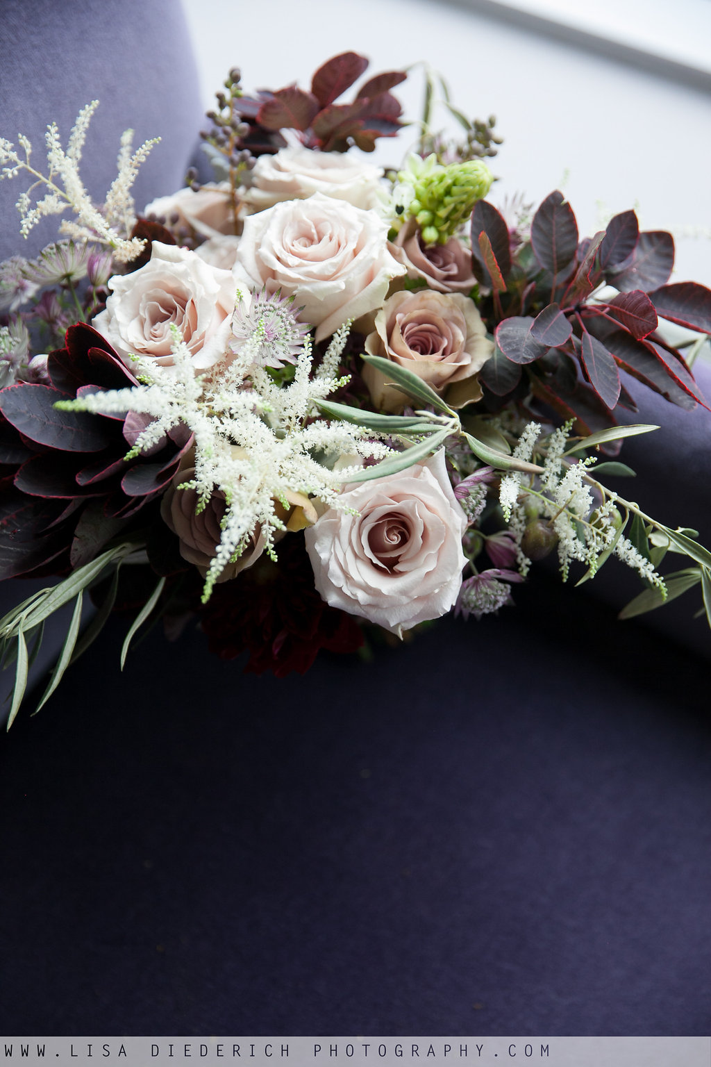 Flowers by Feur Inc, Photography by Lisa Diederich Photography
