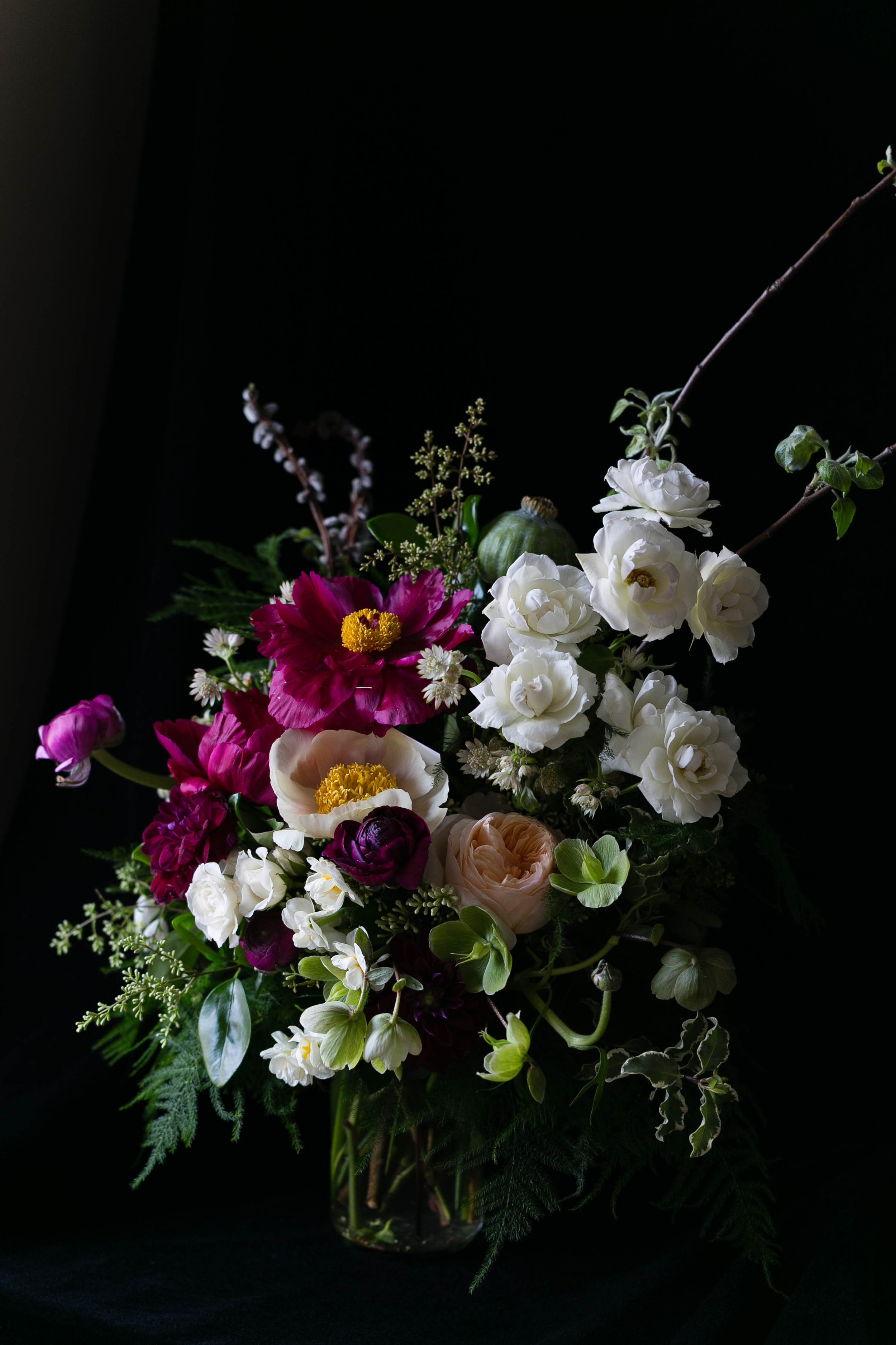 Flowers by Fleur Inc, Photography by Emilia Jane Photography