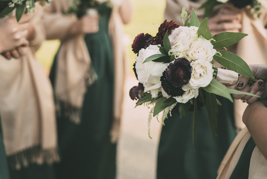 Flowers by Fleur Inc, Photo by The Image is Found, Planning by Bliss Weddings