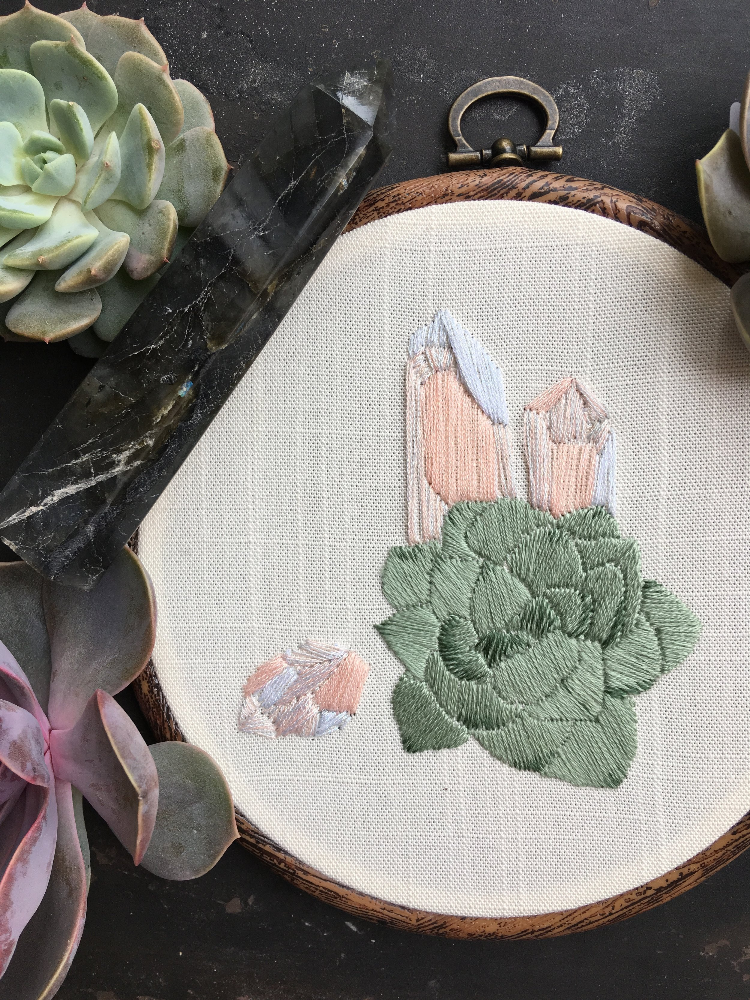 Terrarium-Class-Logan-Square-Embroidery-Fleur-Workshops
