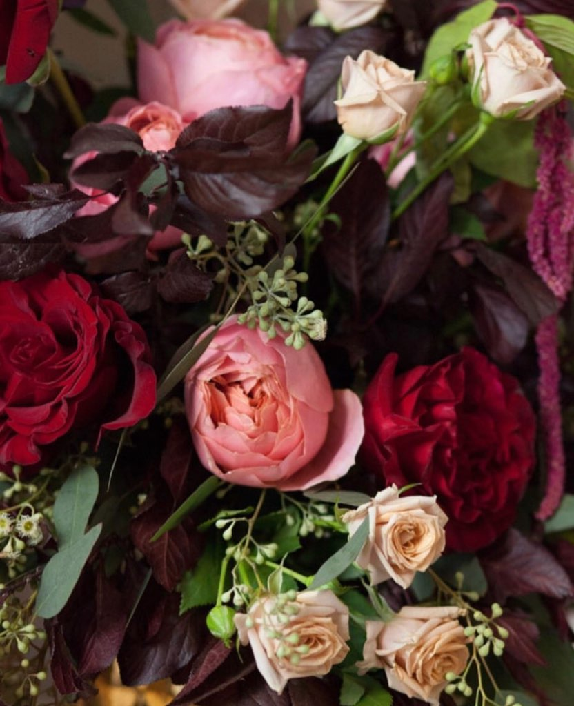 Flowers by Fleur, Photo by Natalie Probst