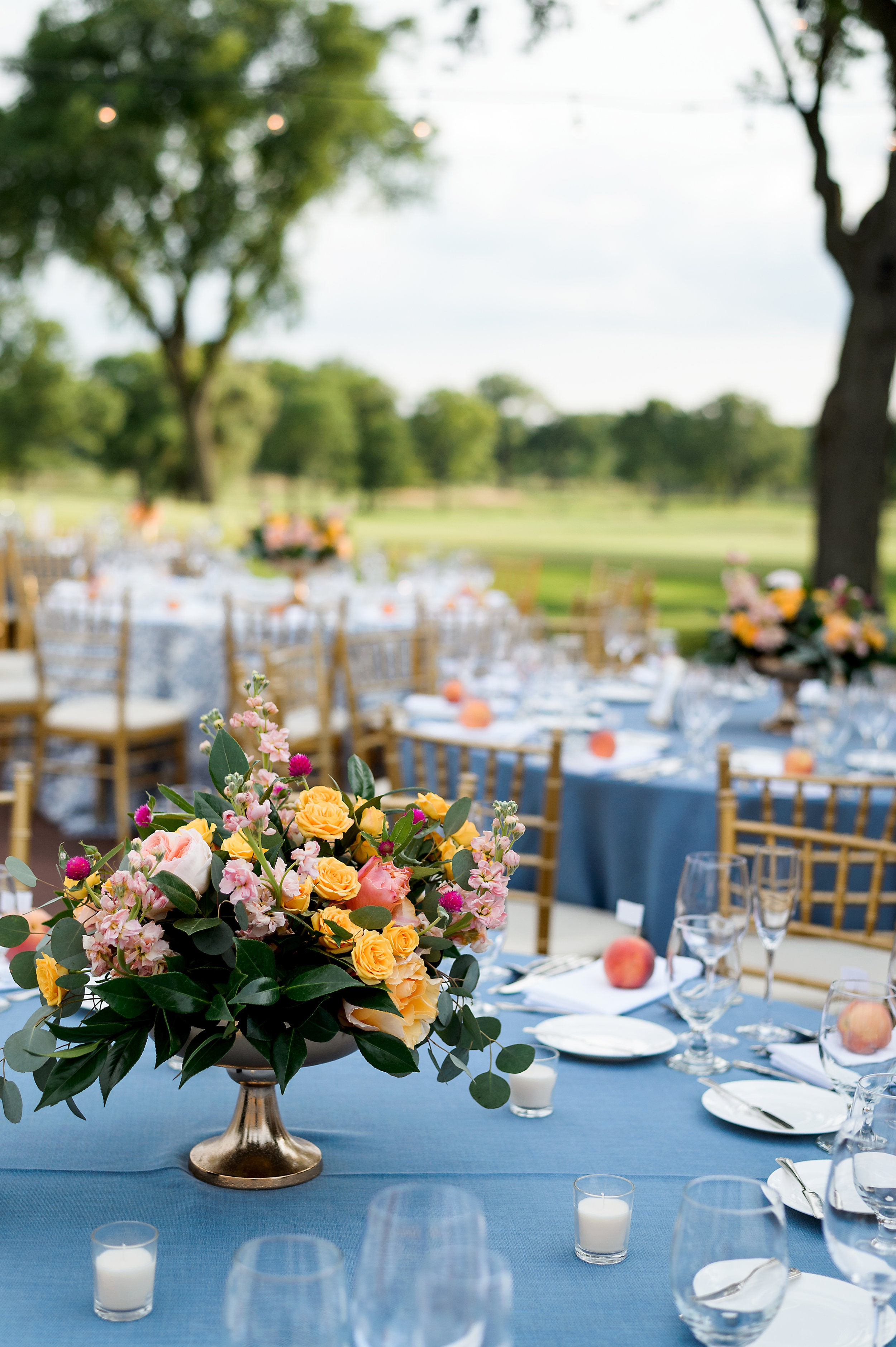 Floral by Fleur Inc, Image by Julia Franzosa Photography, Planning by Estera Events.