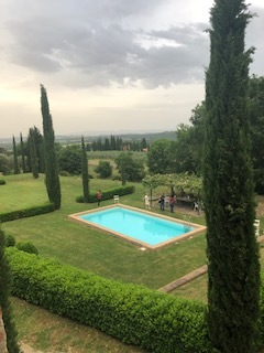 A Tuscan Gathering, Flowering in Italy with Kelly Marie Thompson of Fleur, May 2020
