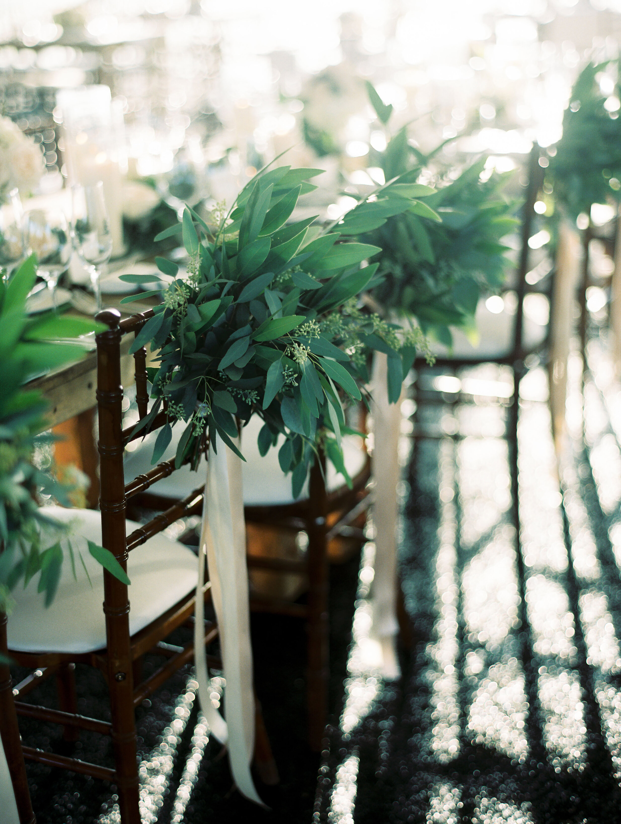 Flowers by Fleur Inc, Photo by Olivia Leigh Photographie, Planning by Estera Events.