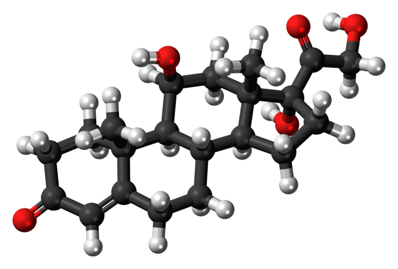 Cortisol, the enemy. Image by Jynto