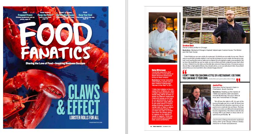 Food Fanatics