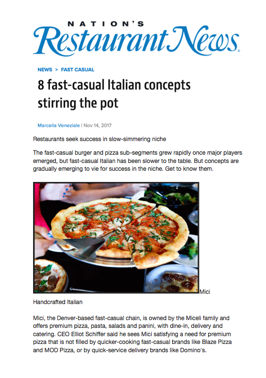NRN 8 Fast Casual Brands Stirring the Pot