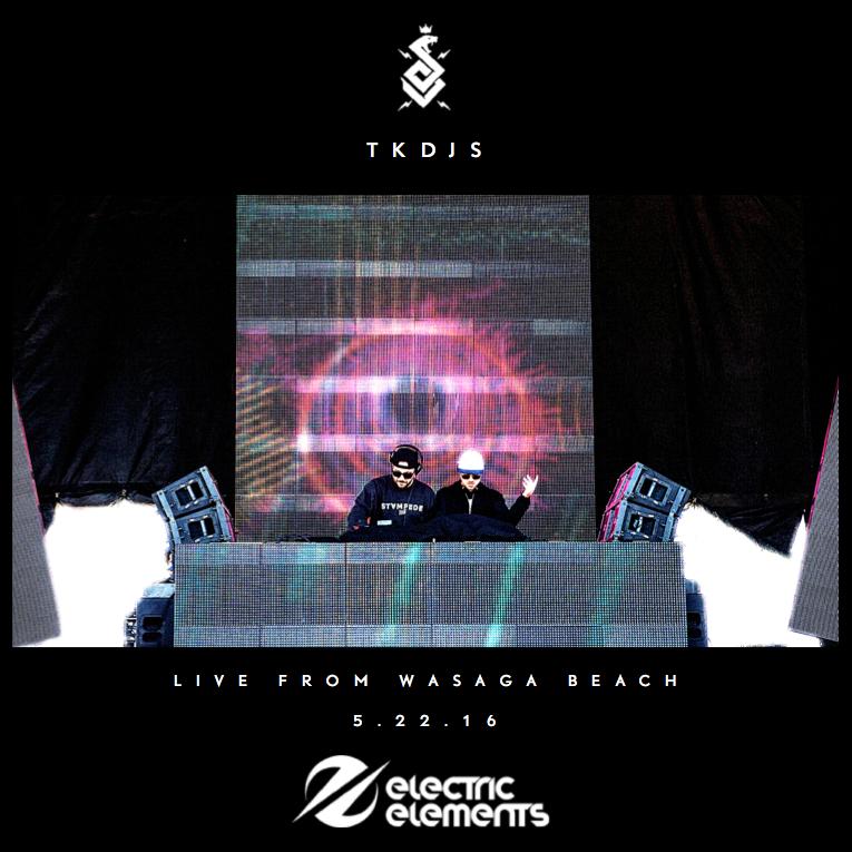 TKDJS - Live @ Electric Elements Festival