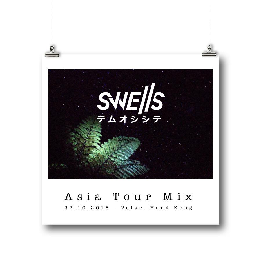 SWELLS - Asia Tour Mix
