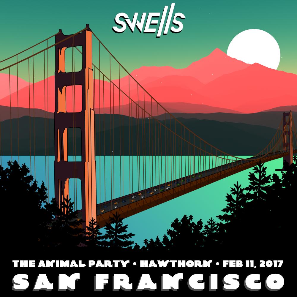SWELLS - Hawthorn San Francisco