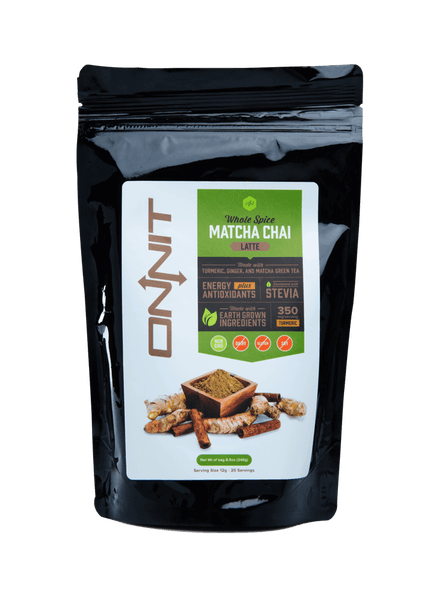 Matcha Chai from Onnit