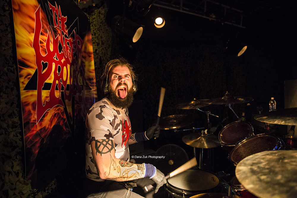 THE LUCIFER PROJECT - 2014 - HARVESTING HELL FESTIVAL