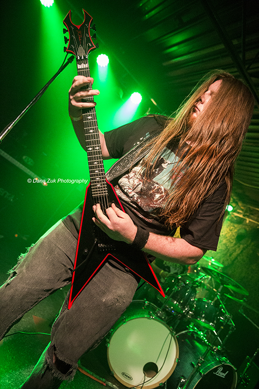 DISPLAY OF DECAY - 2014 - HARVESTING HELL FESTIVAL