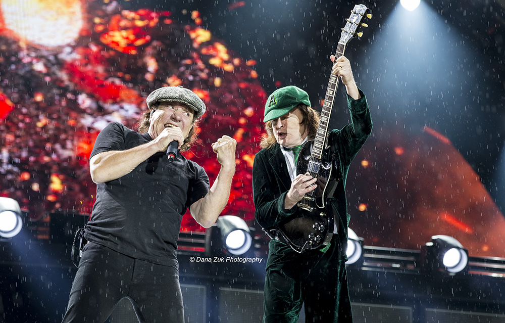 Brian Johnson & Angus Young - AC/DC