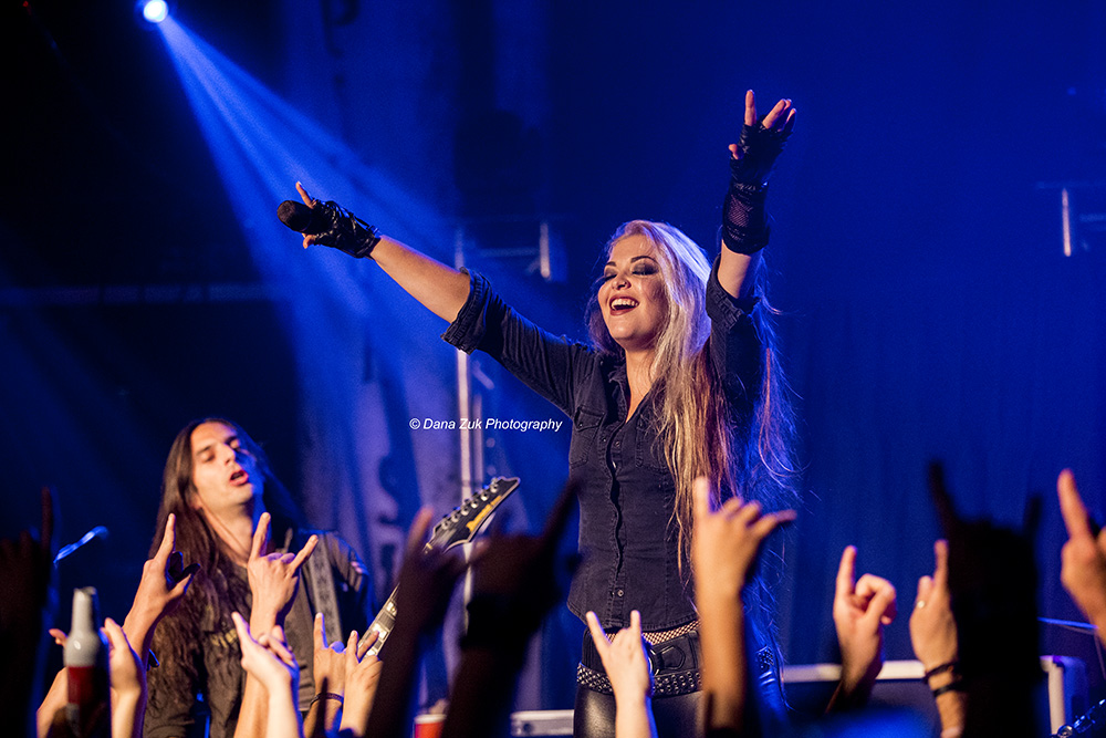 Vicky Psarakis - THE AGONIST