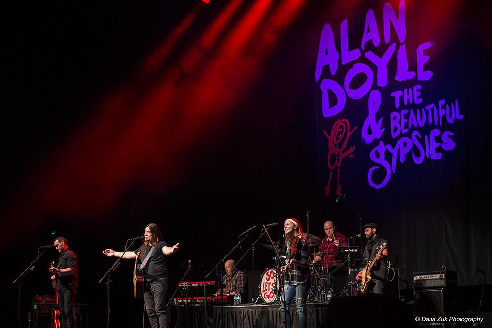 Alan Doyle & the Beautiful Gypsies