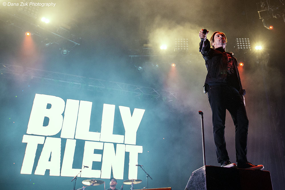 Billy Kowalewicz - BILLY TALENT
