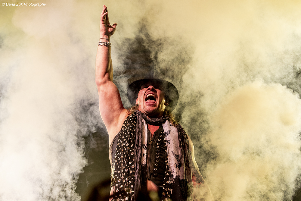 Chris Jericho - FOZZY