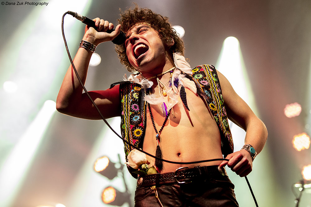 Greta Van Fleet @ Shaw Conference Centre