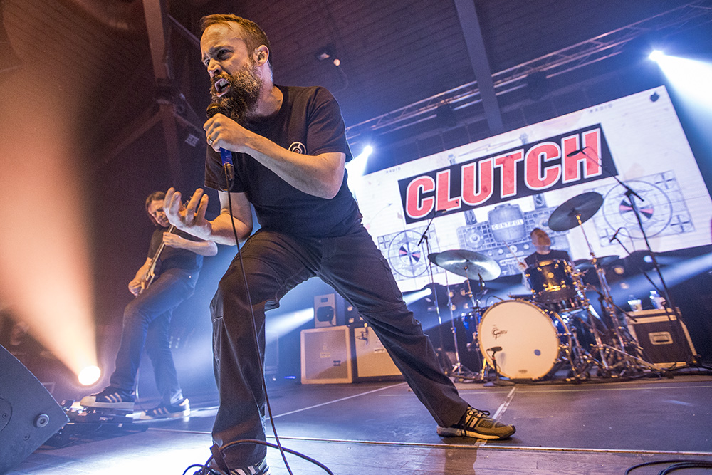 Neil Fallon - CLUTCH