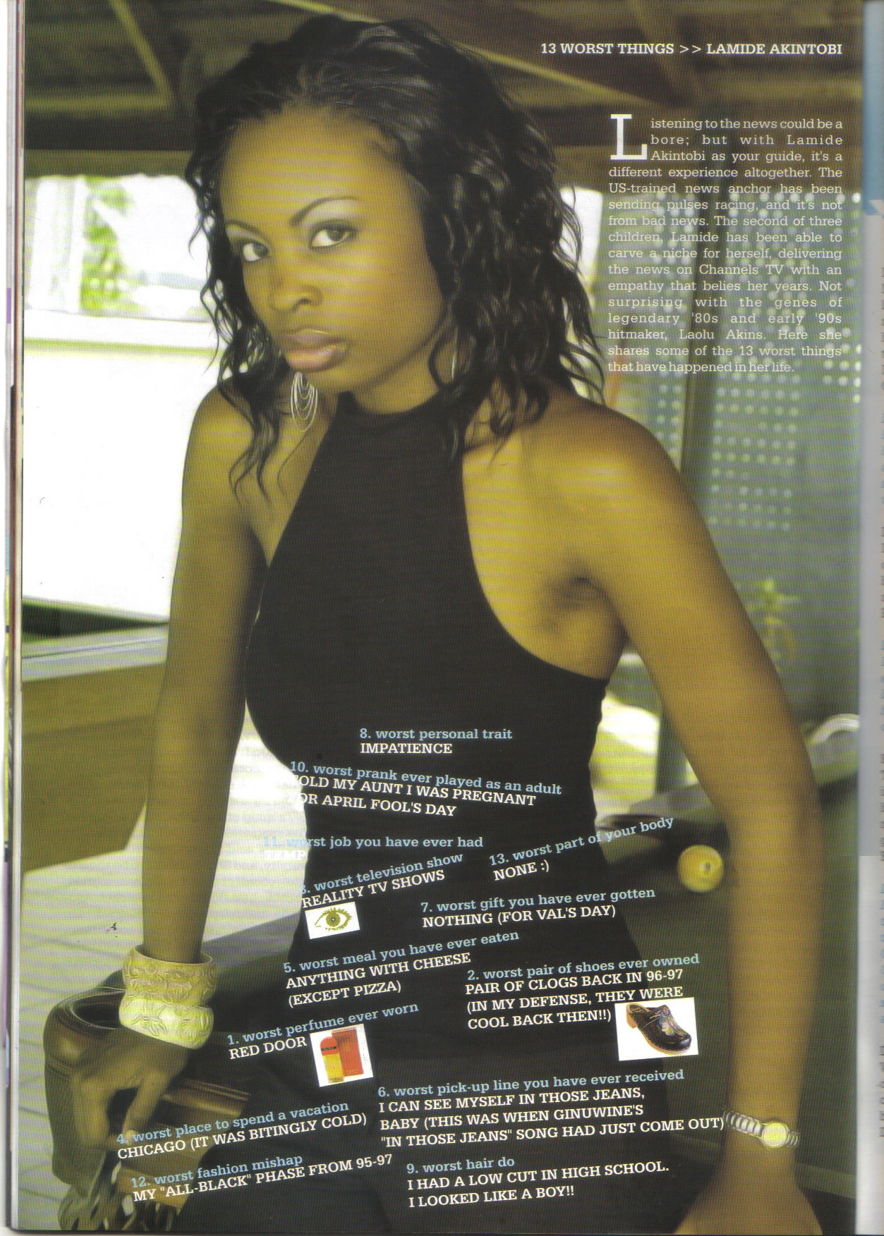 Blast Magazine, 2007