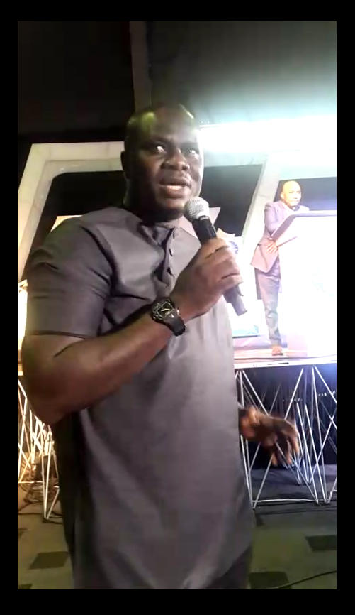 Filmmaker, Director & Writer Chris Ihidero speaking out against MOPICON bill at NEC4
