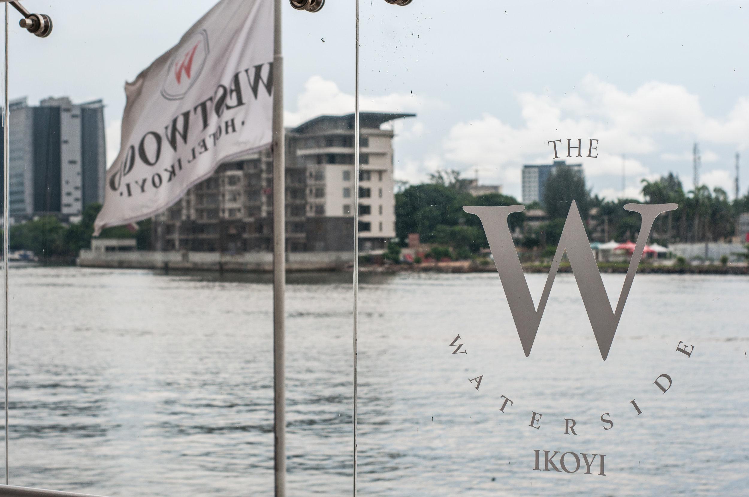 Beautiful View at The Waterside Ikoyi