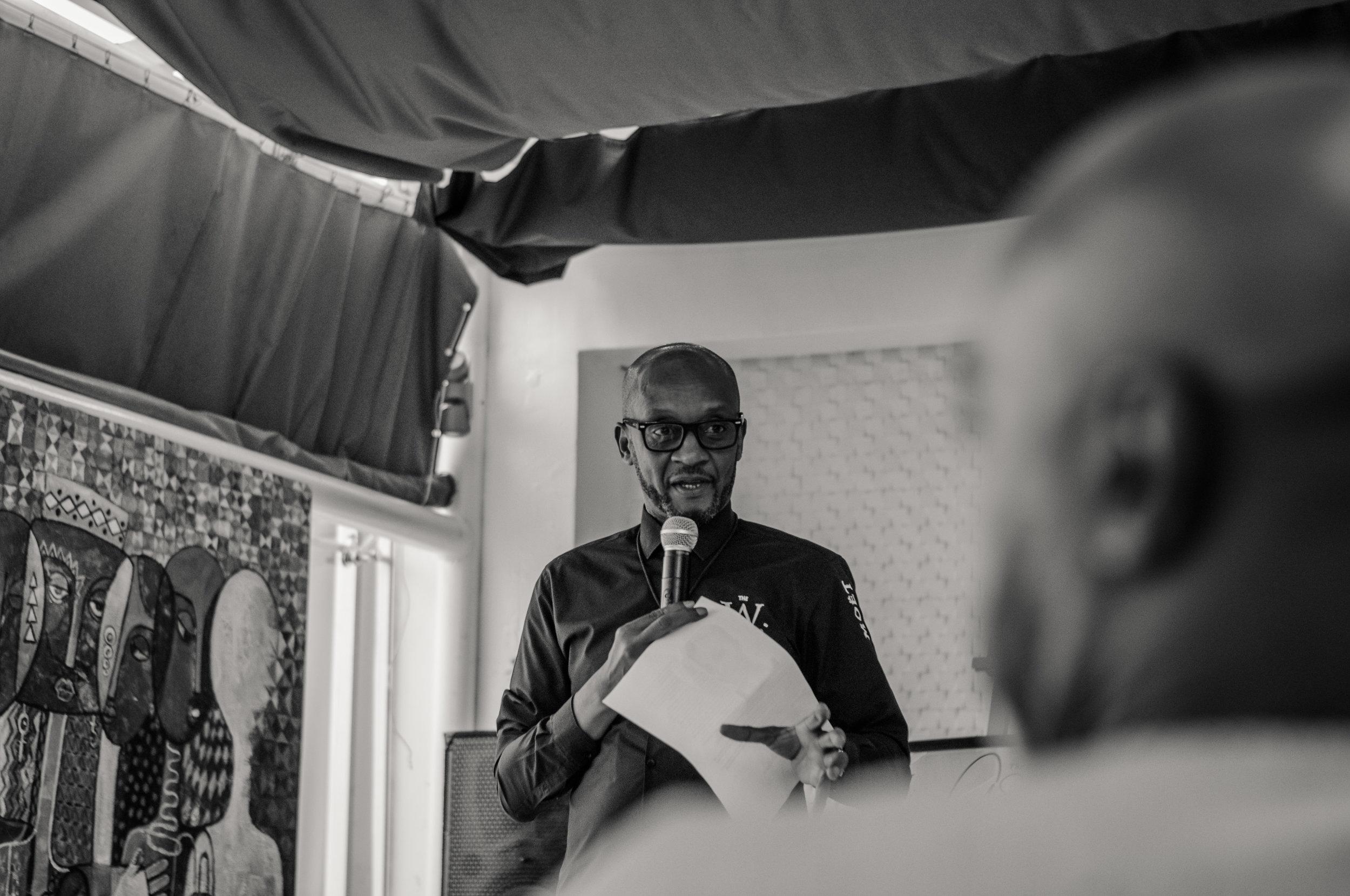 Ivor Ekpe of The Waterside Ikoyi