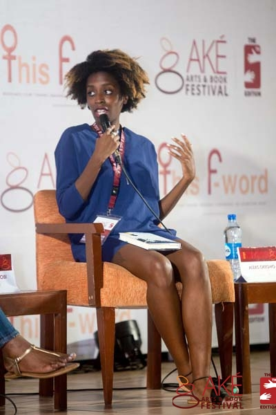 "Alexis Okeowo, author, ""A Moonless, Starless Sky: Ordinary Women and Men Fighting Extremism in Africa"""
