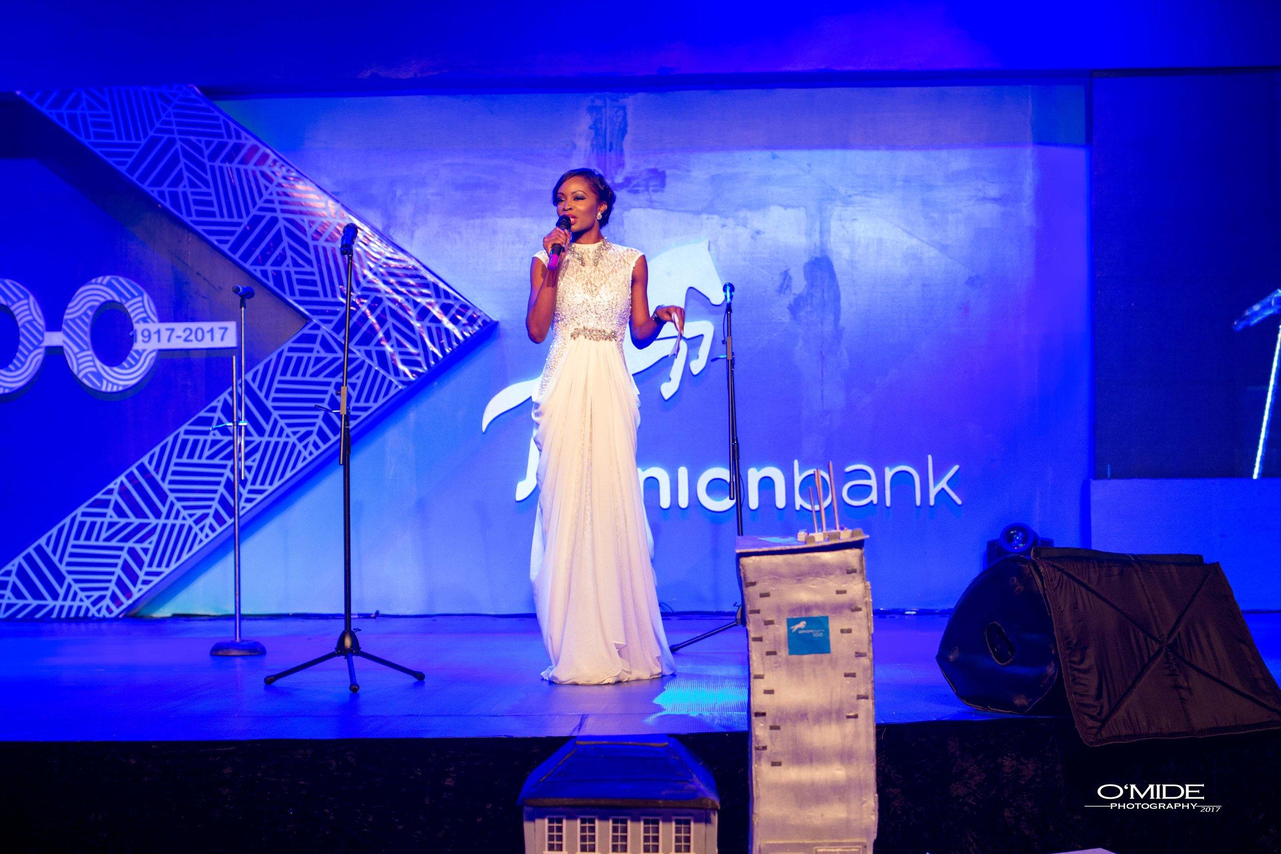 Hosting the Union Bank Centenary Celebration