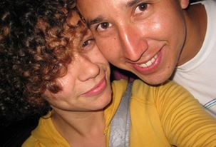 My favorite photo of my love & me... Circa : March 30 2010