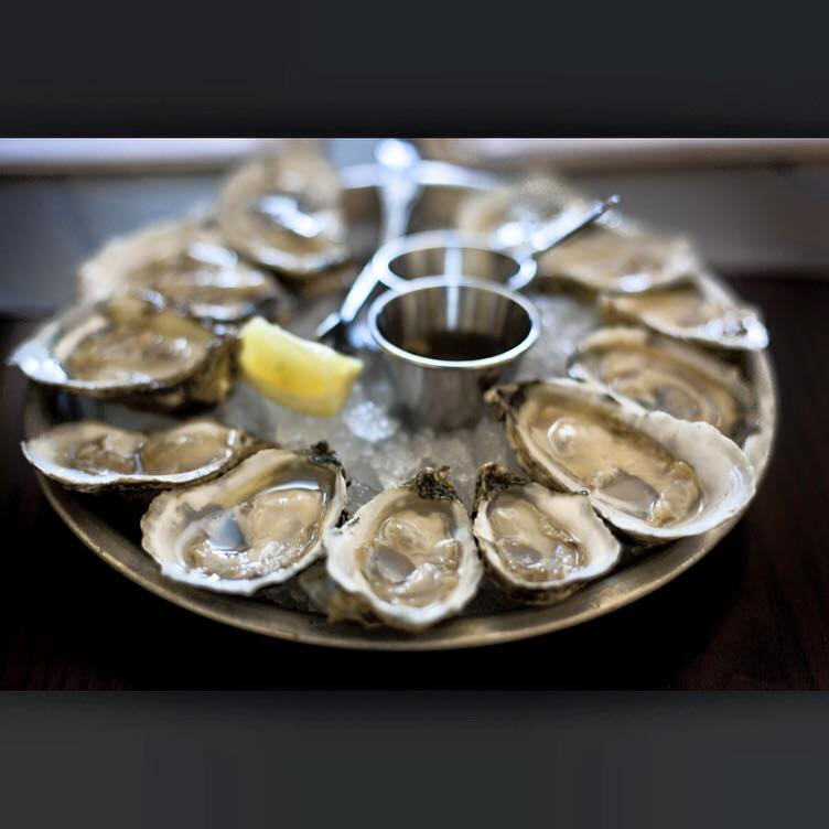 $1 MARKET FRESH OYSTERS EVERY WEDNESDAY 5:30PM - 11:00PM !!